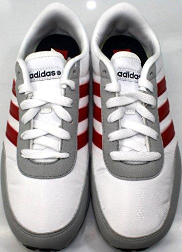 ADIDAS V Racer Nylon Sneakers Scarpe Ginnastica Uomo Donna Bambini Dal 28 al 39