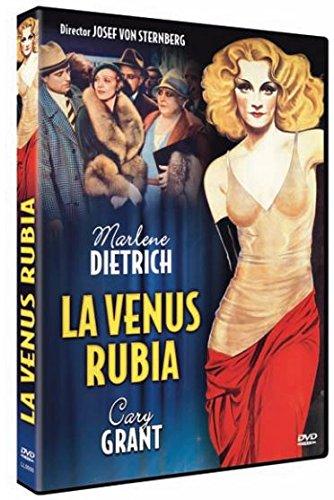 La venus rubia [DVD]: Amazon.es: Marlene Dietrich, Herbert Marshall ...
