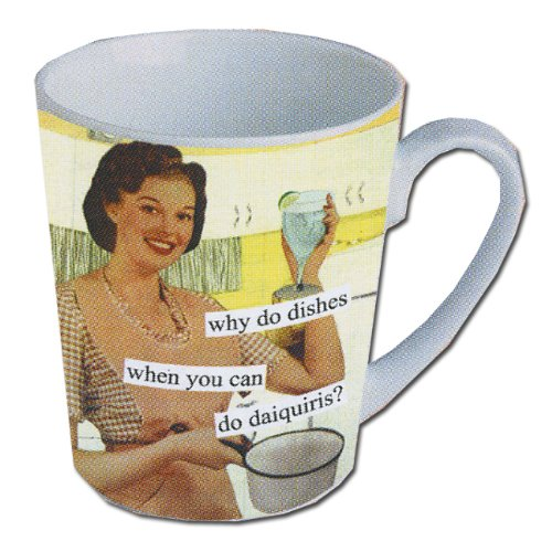 Anne Taintor Mug Cup Funny Retro Gift -