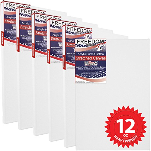 US Art Supply 18 x 24 Inch Professional Quality Acid-Free St