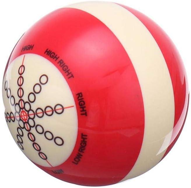 Beesuya - Pelota de Entrenamiento con Bola Blanca y roja, Bolas de ...