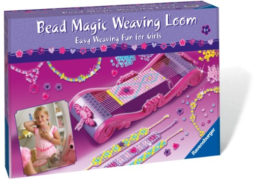 Price comparison product image Ravensburger Bead Magic Weaving Loom