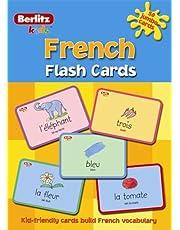 French Flashcards Berlitz