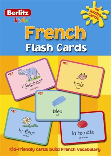 French Flash Cards by Berlitz Publishing (Image #3)