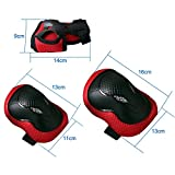 Rayhome Sports Protective Gear Skating Knee Elbow