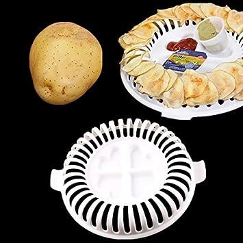 Compra Sudook - Cortador de patatas de manzana para cocina ...