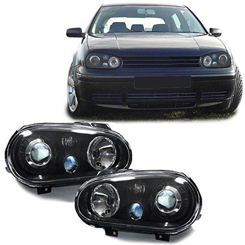 Fanali R32 in vetro trasparente e nero Carparts-Online GmbH
