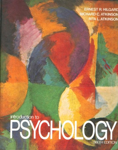 Introduction to Psychology - South Myer Australia Stores