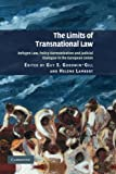 The Limits of Transnational Law : Refugee Law, Policy Harmonization and Judicial Dialogue in the European Union, , 1107412722