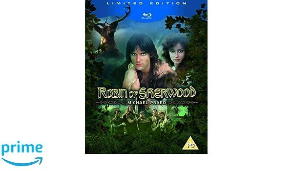 Robin of Sherwood - Michael Praed Blu-ray Reino Unido ...