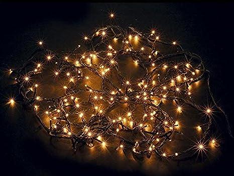 Ideapiu idea luminarie per albero e casa luci led gialle filo