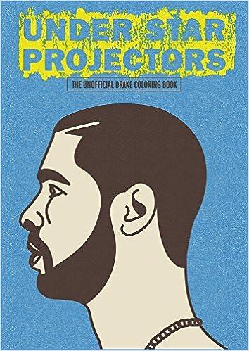 Amazon Com Under Star Projectors The Drake Coloring Book