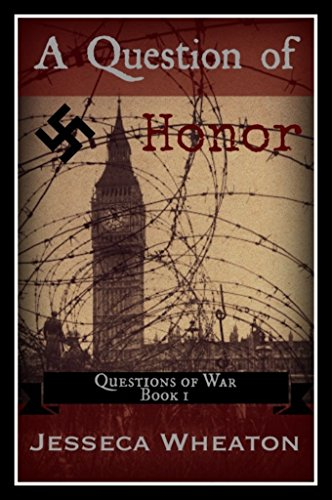 Cover image of A Question of Honor, by Jesseca Wheaton