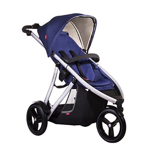Phil And Teds Vibe Pram Wheels - 2