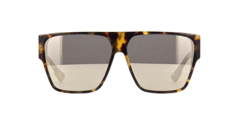 e1d2e9699a9c7 Amazon.com  Authentic Christian Dior Diorhit EPZQV Havana Sunglasses   Clothing