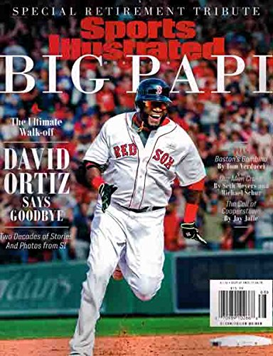 Sports Illustrated Big Papi Issue product image