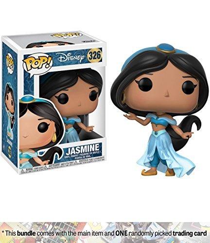 Jasmine: Funko POP! Disney x Disney - Aladdin Vinyl Figure +