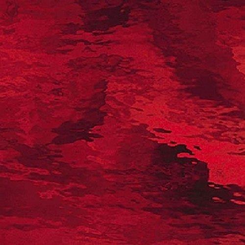 (Spectrum Ruby Red Waterglass Sheet - 8