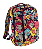Vera Bradley Laptop Backpack in Happy Snails, Bags Central