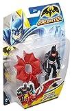 Batman Unlimited: Batman Beyond and Capture Bat Action Figures, 4 Inches