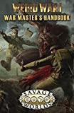 Weird War I War Masters Handbook Limited Edition (Hardcover S2P10621LE)