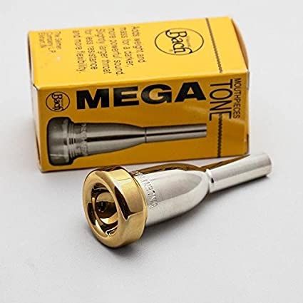 24K Gold Bach Flugelhorn Mouthpiece 7C
