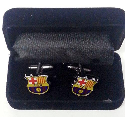 Barcelona Cufflinks - Football Club Barcelona Cufflinks