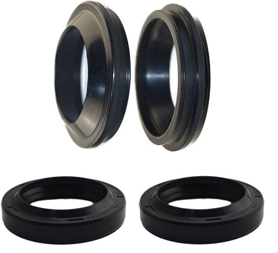AHL 41 * 53 * 8/10.5mm Retenes para horquillas Sello de Aceite y Guardapolvo para Suzuki SV650 1999-2002: Amazon.es: Coche y moto