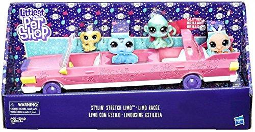Littlest Pet Shop Stylin' Stretch Limo Set ()