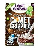Love Grown Foods Comet Crispies? Chocolate -- 9.5 oz(2 Pack)