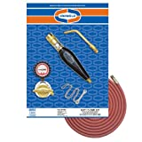 Uniweld K40 Air/Acetylene Soft Flame Kit for MC Tank with TH9 Handle and S23 Screw Connect Tip