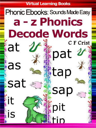 Amazon.com: Phonic Flash Cards (a-z Decode (Read) Words ...