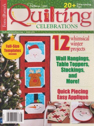quilting celebrations magazine - 4