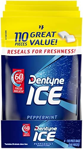 Dentyne Ice Peppermint Count Pack product image
