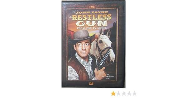 Amazon com: The Restless Gun, Disc 2: Movies & TV