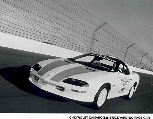 1997 Chevrolet Camaro Z28 Brickyard 400 Pace Car Photo Poster