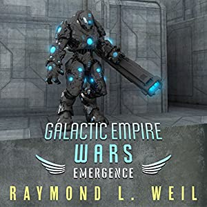 Galactic Empire Wars: Emergence Hörbuch