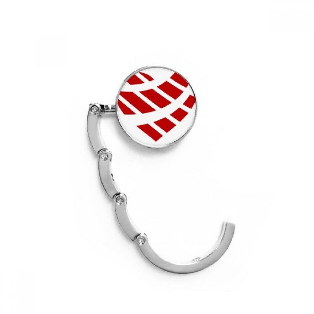 DIYthinker Corazón del día de Tarjeta roja Mesa en Forma de ...