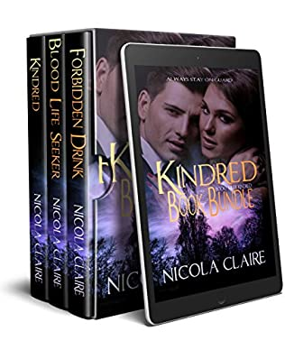book cover of Kindred Books 1 - 3
