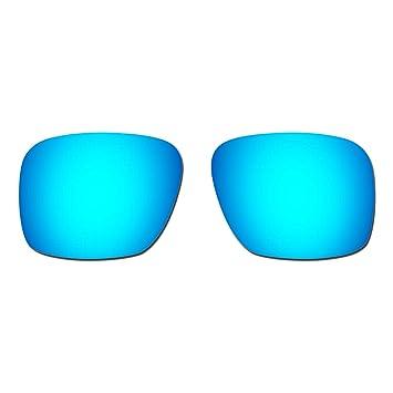 036cc46480 HKUCO Lentes de Repuesto para Oakley Holbrook XL OO9417 Gafas de Sol Azul  Polarizado: Amazon.es: Deportes y aire libre