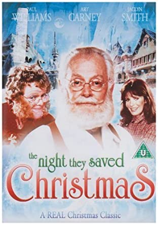 the night they saved christmas dvd by jaclyn smith - The Night They Saved Christmas Dvd