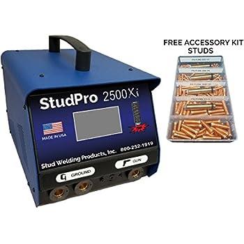 StudPro 2500XI Stud Welder 1/4