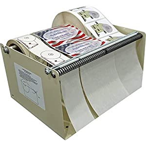 START INTERNATIONAL SL9512 Multi Roll Tape And Label Dispenser,Blue