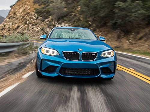 - 2016 BMW M2: Sometimes the Sequel is Great, Too.