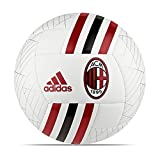 Adidas Soccer AC Milan Ball Football Training Soft Touch New BS3434 Size 5