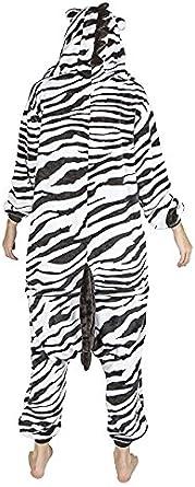 Ducomi Kigurumi Pigiama Unisex Adulto Cosplay Costume Animale Pigiami Costumi Divertenti Peluche Halloween e Carnevale Donna Uomo Koala Panda Pigiamone Tuta Unicorno