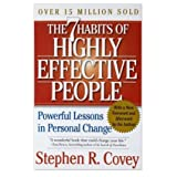 7 Habits of Highly Effective People by Stephen. R. Covey (2005) Paperback