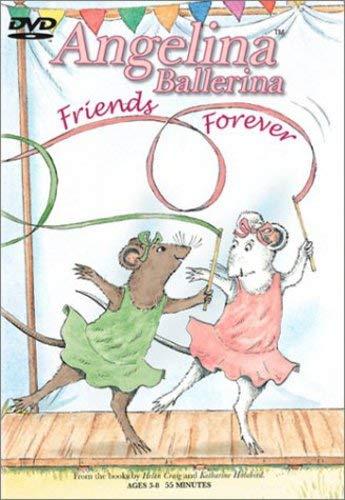 (Angelina Ballerina - Friends Forever)