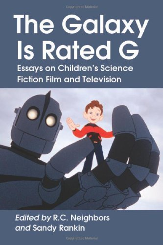 the galaxy is rated g essays on childrens science fiction film and  television