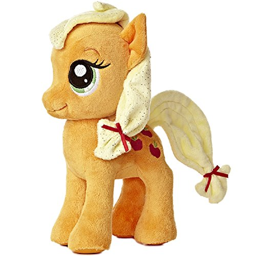 My Little Pony Friendship Is Magic Plush Toy Doll (Applejack) (My Little Pony 11 Plush)